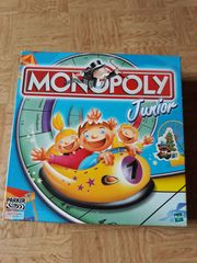 Monopoly Junior PARKER
