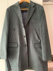 Mantel Größe 54