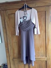 Lagenlook Vera Moda Kleid Mint