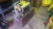 Lancier Fibercat LWL Kabel Einblasmaschine