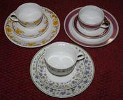 3er Tee Set DDR