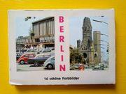 DEFOT BERLIN 16 Farbbilder Leporello