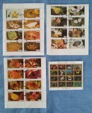 Briefmarken Schmetterlinge