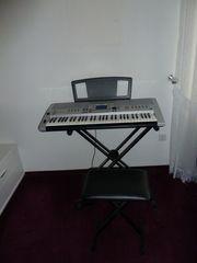 Yamaha Keyboard PSR-S550 mit Ständer