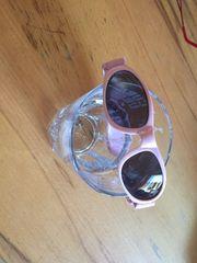 Baby u Kleinkinder Brille rosa