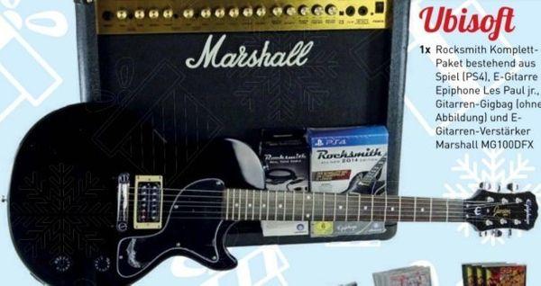Rocksmith Komplettpaket NEU, OVP, in Bergkirchen - Gitarren