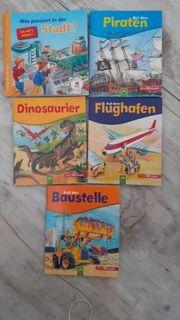 Mini Bücher Rätseln und Wissen