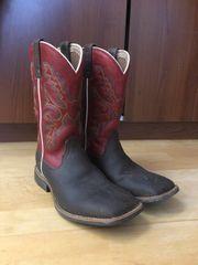 Cowboystiefel Cowgirlstiefel 34 35 für
