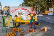 Clown Marco für Feiern aller