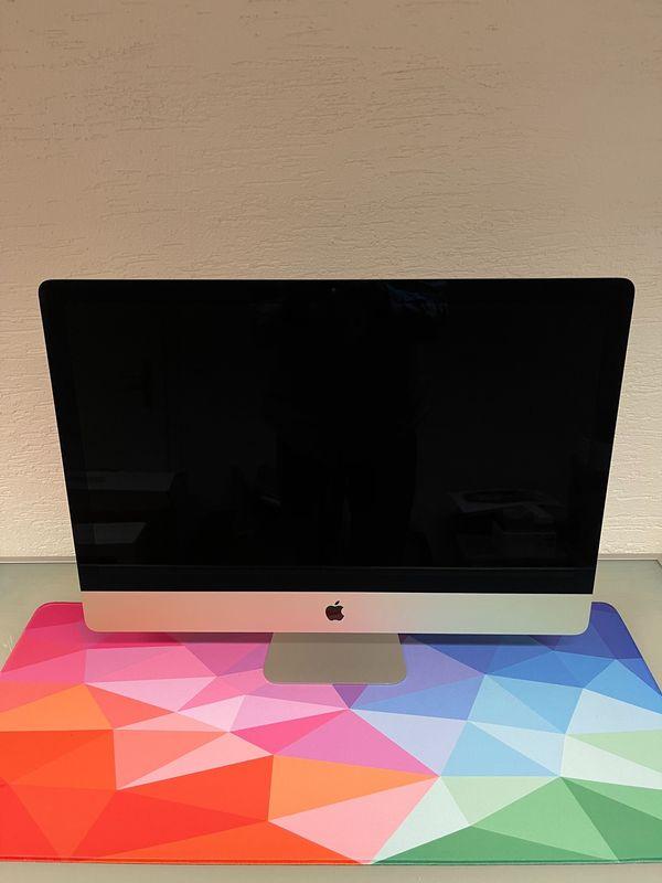 Apple iMac 27 5K, 2016, 3, 5GHz i5, 16GB, 1TB FD, mit 2 Jahren Garantie