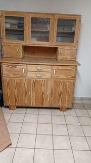 Altes Küchenbuffett