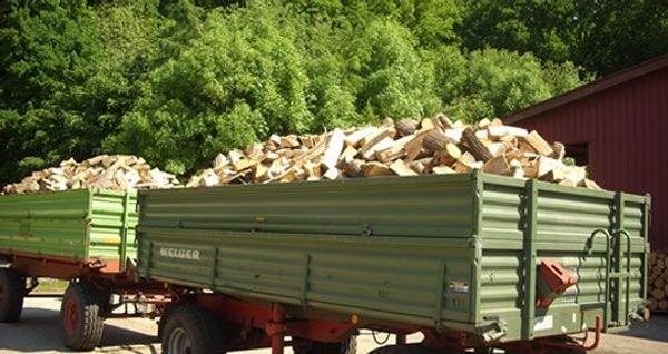 Verkaufe ofenfertiges Brennholz Kaminholz mit