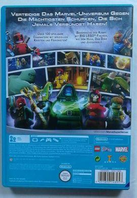 Wii U - Wii U Spiel Lego Marvel