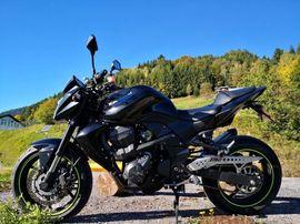 Kawasaki über 500 ccm - Kawasaki Z750 ABS