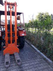 Traktor-Anbaustapler