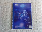 Ringbuchblock 1 Stück 80 Blatt
