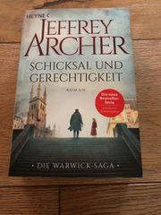 Jeffrey Archer Schicksal und Gerechtigkeit