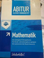 Mathe Abitur Clever vorbereitet