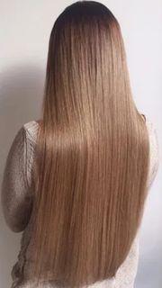 ACHTUNG-Haarverlängerung Aktion