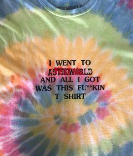 Travis Scott T Shirt: Kleinanzeigen aus Wülfrath - Rubrik Jugendbekleidung