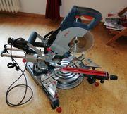 Neuwertig Bosch Professional Paneelsäge Gehrungssäge