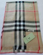 BURBERRY London 100 Cashmere Made