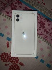 I phone 11 Weiß 64GB