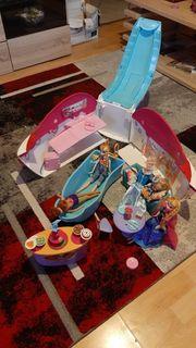 Barbie Schiff mit Zubehör Es