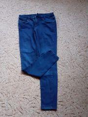 Damen Jeanshose Gr 36 neuwertig