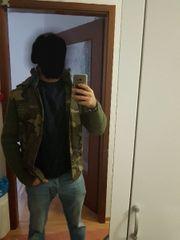 Jack Jones Jacke Camouflage