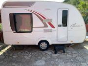 Wohnwagen Bürstner Averso Plus 410