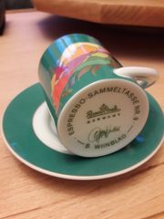 Rosenthal Espresso Sammeltasse Nr 9