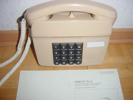 Wandtelefon LX01der DP mit Hörerschnur: Kleinanzeigen aus Stuttgart - Rubrik Sonstige Telefone