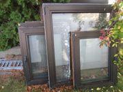 Fenster Aluminium eloxiert