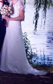 Wunderschönes Brautkleid Zu verkaufen
