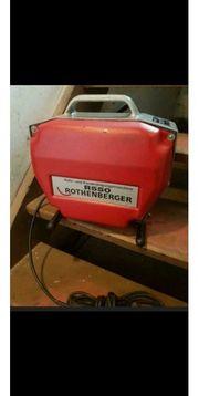 Rohrreinigungsmaschiene Rothenberger R550