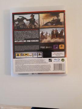 Red Dead Redemption Bluray Playstation: Kleinanzeigen aus Leipzig Zentrum - Rubrik PlayStation 3