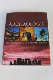 Buch Archäologie neuwertig die bedeutesten