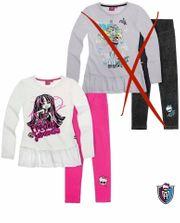 Monster High Tunica NEU