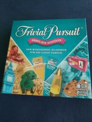 Spiel Trivial Pursuit Familien Edition