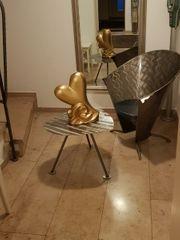 Eistüten Stuhl Unikat ähnlich Verner