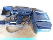 Porst S8 Filmkamera mit Zubehör