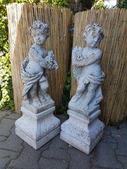 Skulpturen Steinguss