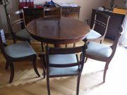 runder Tisch Esstisch 6 Stühle