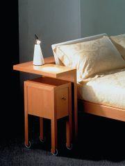 Philippe Starck Doppelbett Soeur Jeanne
