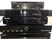 5x HD sat receiver