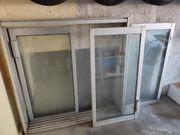 Schiebefenster zu verschenken