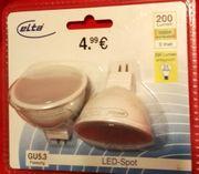 LED GU 5 3 neu