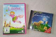 DVD Prinzessin Lillifee CD Laura