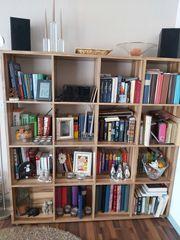 Raumteiler- Bücherregal